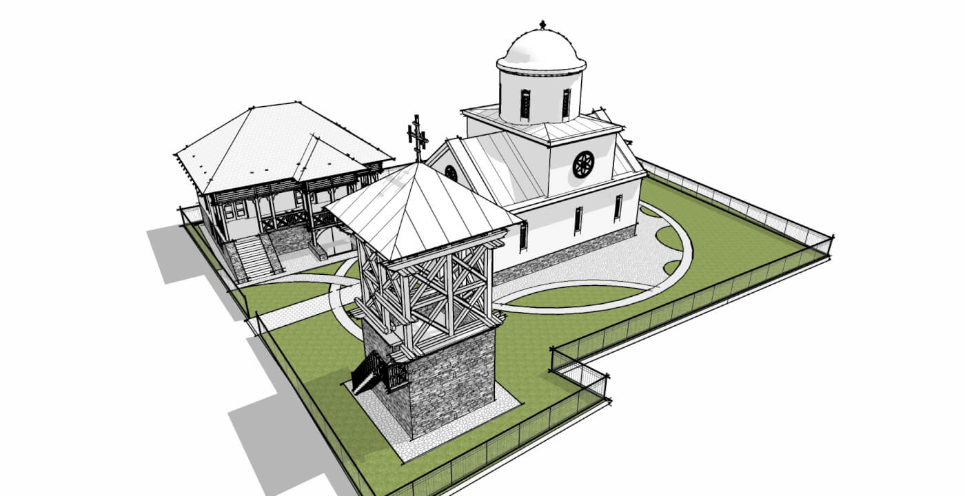 Obnova crkvenog kompleksa Đurovača, Trstenik