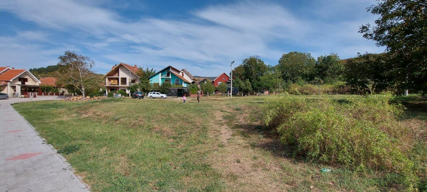 Dečije igralište u Baturovcu, Aleksinac